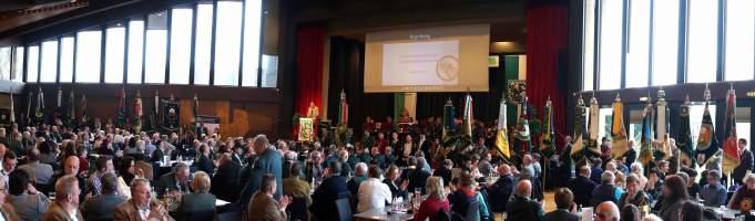 Bezirksschützentag 2016